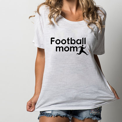 Football mom 3 | Printable Cool T-shirt Quotes for Silhouette Cameo