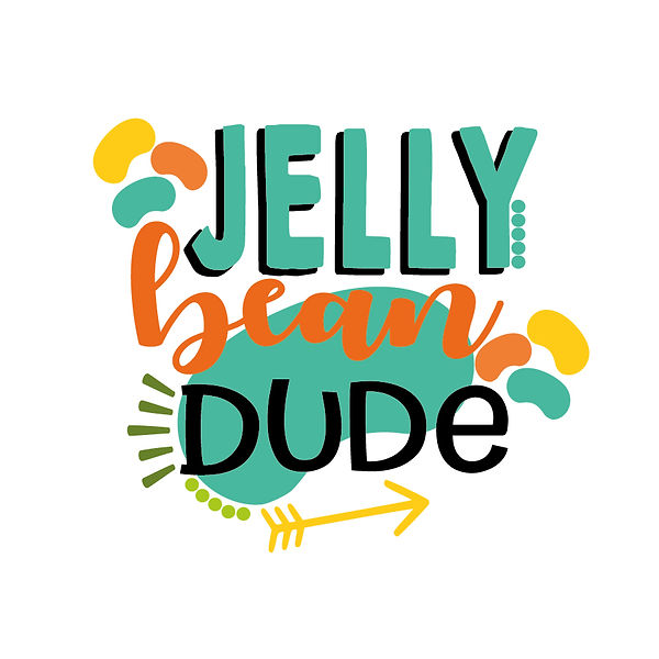 Jelly bean dude Png | Free download Printable Cool Quotes T- Shirt Design in Png