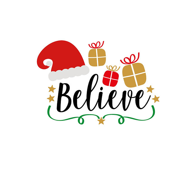 Believe   Free download Printable Cool Quotes T- Shirt Design in Png