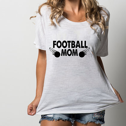 Football mom   Printable Sarcastic T-shirt Quotes for Cricut & Silhouette Cameo