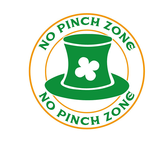 No pinch zone no pinch zone Png | Free Iron on Transfer Funny Quotes T- Shirt Design in Png