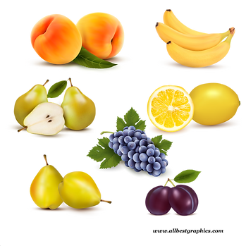 Gorgeous Healthy & Exquisite Fresh Farm Fruits and Vegetables | Food clipart png free download