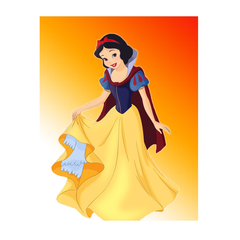 Snow White and the Seven Dwarfs   Disney princess free png