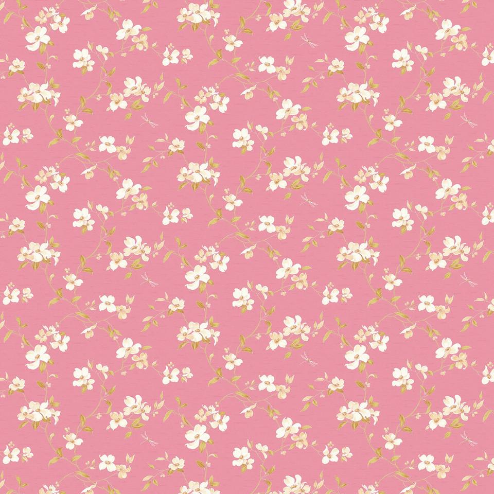 Wedding floral digital paper with pastel flowers | Invitation Digital Paper