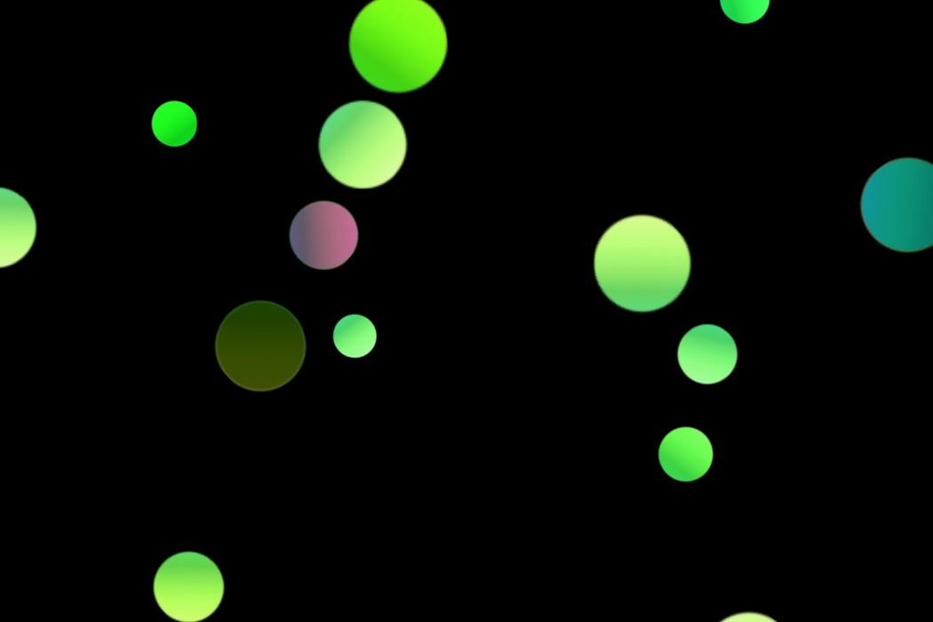 Beautiful City Light Bokeh Clipart on black background | Free Overlays