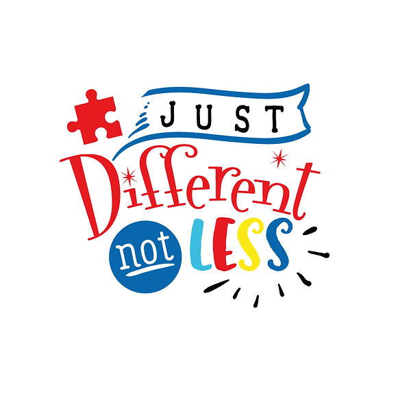 Just different not less   color Png   Free Printable Sarcastic Quotes T- Shirt Design in Png