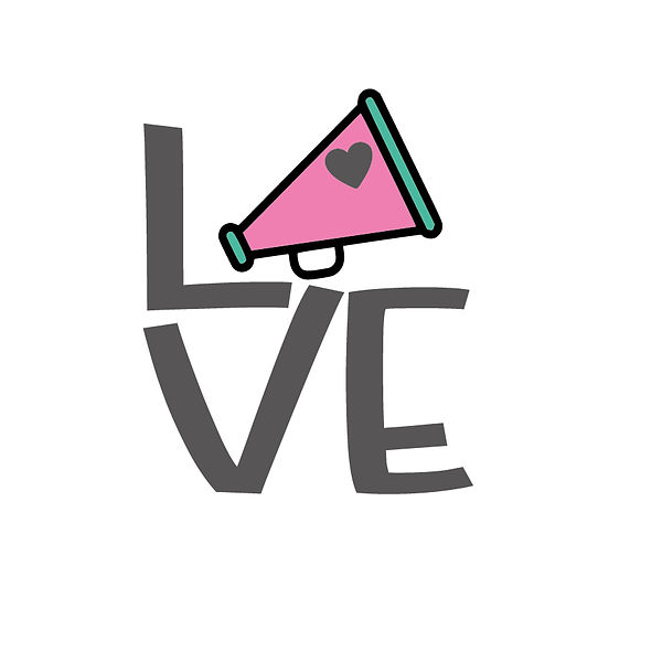 Love with mega phone Png | Free Printable Sarcastic Quotes T- Shirt Design in Png