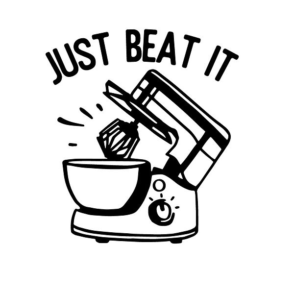 Just beat it Png | Free download Printable Cool Quotes T- Shirt Design in Png