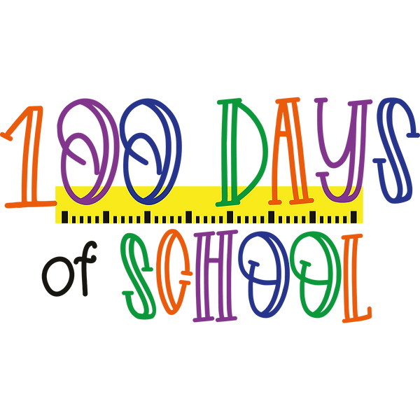 100 Days of school set 3   Funny Quotes for T- Shirt Design