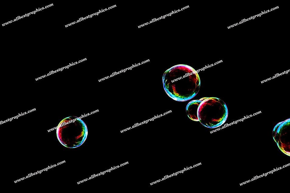 Gorgeous Baby Bubble Overlays   Incredible Photoshop Overlays on Black
