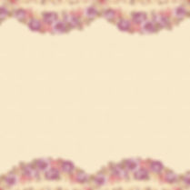 Retro floral digital paper with roses | Partterned Digital Paper