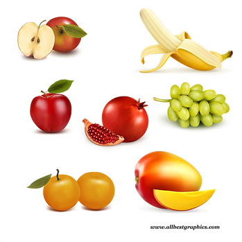 Awesome Organic & Different Fresh Farm Fruits and Vegetables | Food clipart png free download