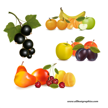 Amazing Mixed & Healthy Fresh Farm Fruits and Vegetables | Food clipart png free download