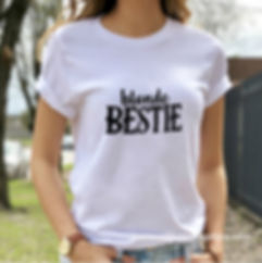 Bestie | Cool T-shirt Quotes in Eps Svg Png Dxf