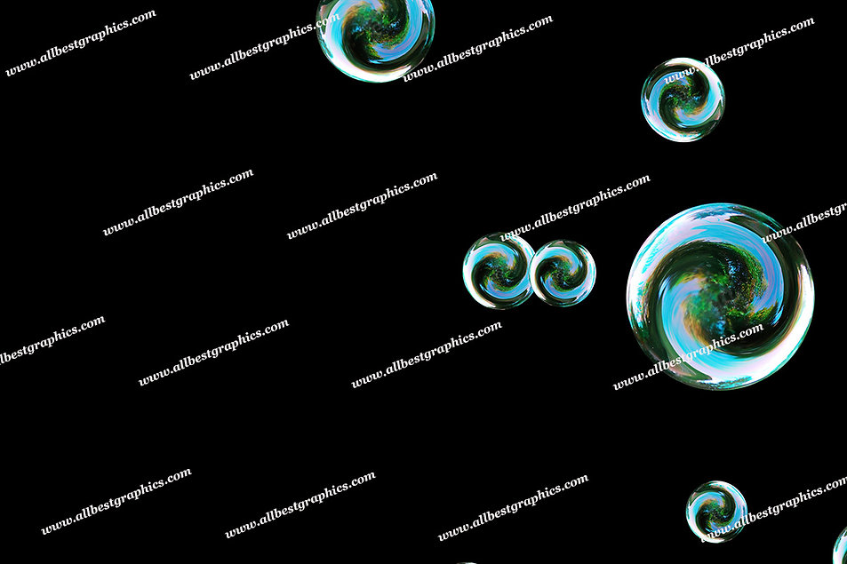 Adorable Blowing Bubble Overlays   Stunning Photo Overlays on Black