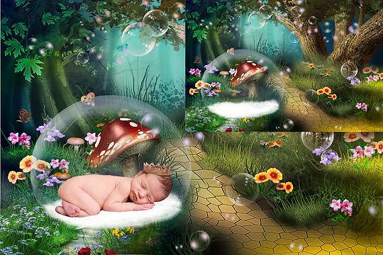 Wonderful Newborn Digital Backdrop | Newborn background