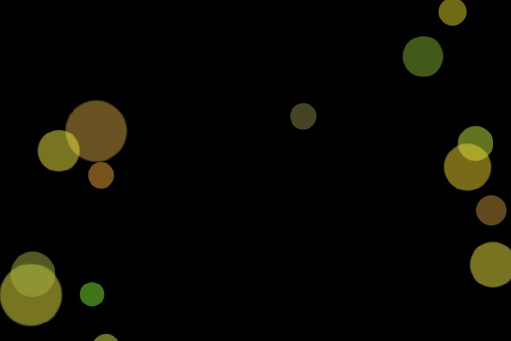 Gorgeous Night Light Bokeh Effect on black background   Freebies