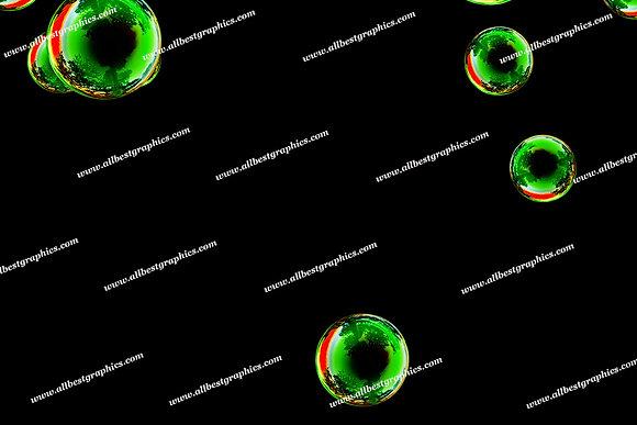 Awesome Bathroom Bubble Overlays | Incredible Photoshop Overlays on Black