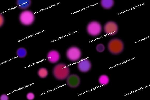 Glorious Realistic Lights Bokeh Background | Incredible Photoshop Overlay