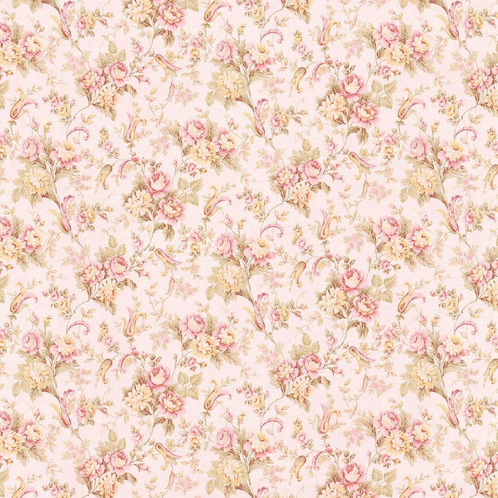 Watercolor roses digital paper with seamless design | Fine Art Digital Papers