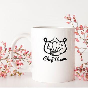 Restaurant Chef Menu | Sassy Kitchen SignsCut files inEps Svg Dxf