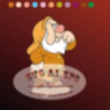 Sneezy | Disney Clipart | Snow White and the Seven Dwarfs Ai Svg  Eps Dx