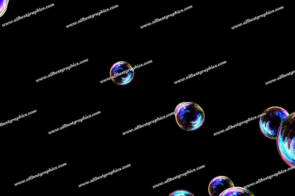 Adorable Bathroom Bubble Overlays   Fantastic Photoshop Overlays on Black