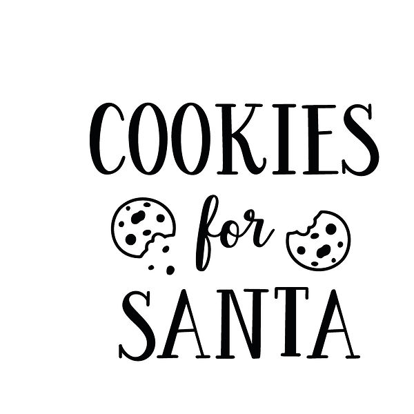 Cookies for santa Png | Free Iron on Transfer Slay & Silly Quotes T- Shirt Design in Png