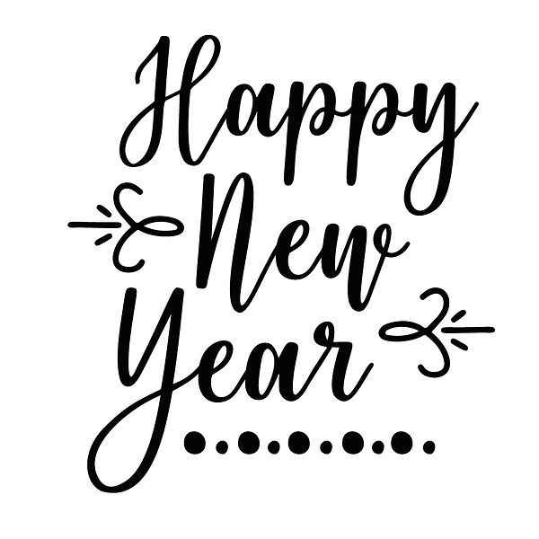 Happy new year Png | Free Printable Slay & Silly Quotes T- Shirt Design in Png
