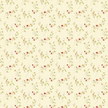 Watercolor floral digital paper with peonies   Printable Digital Paper