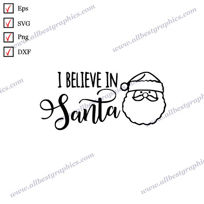 I'm Dreaming of a White Christmas | Cool Quotes Vector Clipart Christmas Design