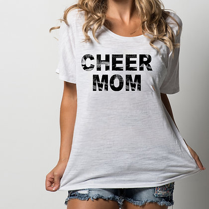 Cheer mom | Iron on Transfer Sarcastic T-shirt Quotes in Eps Svg Png Dxf