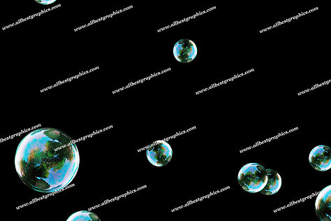 Spring Colorful Bubble Overlays   Unbelievable Photoshop Overlay on Black