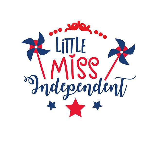 Little miss independent Png | Free download Printable Sassy Quotes T- Shirt Design in Png