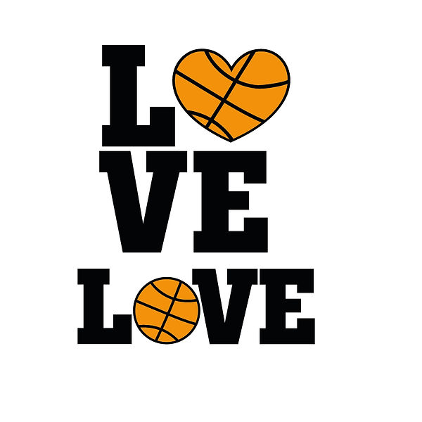 Love basketball Png | Free download Iron on Transfer Funny Quotes T- Shirt Design in Png