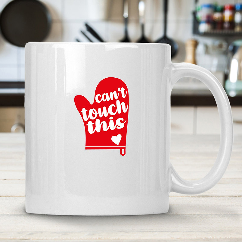 Can't Touch This | Sarcastic Kitchen Signs in Eps Svg Png Dxf