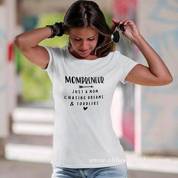 Mompreneur   Cool Mom Quotes & Signs Cut files in Svg Eps Dxf