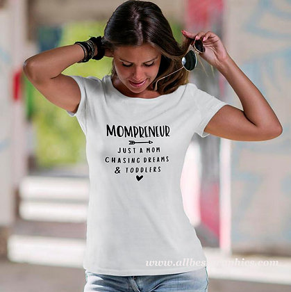 Mompreneur | Cool Mom Quotes & Signs Cut files in Svg Eps Dxf