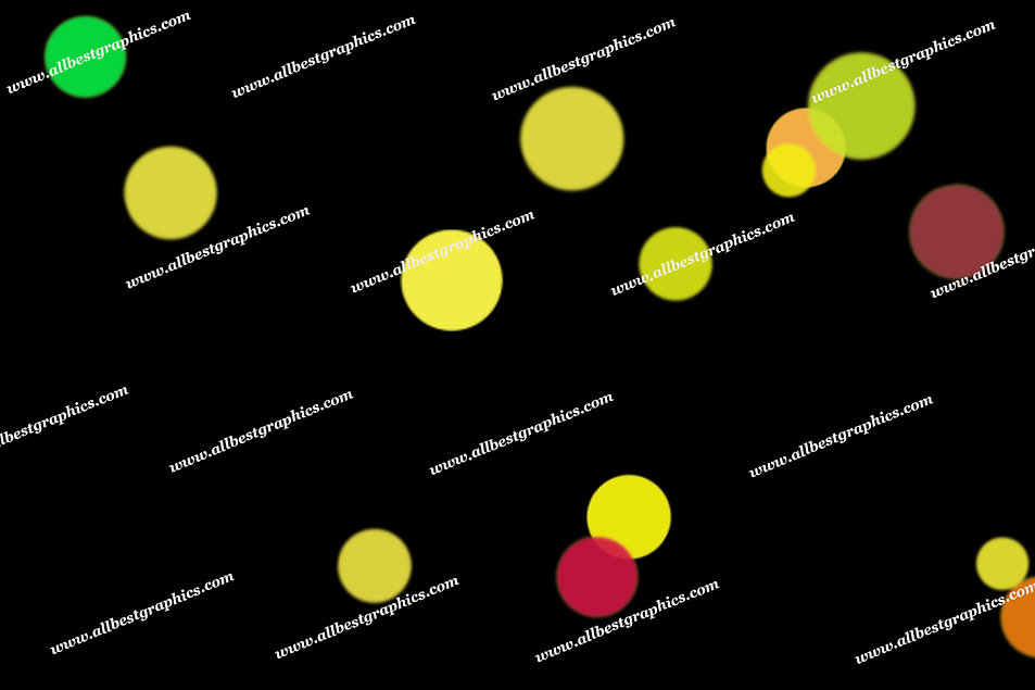 Delightful Sunlight Lights Bokeh Texture | Professional Overlays for Photoshop