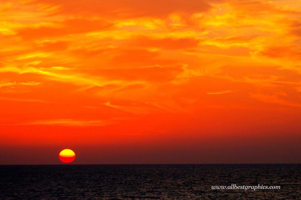 Phenomenal spectacular sunset sky overlay | Ps Photo Overlays