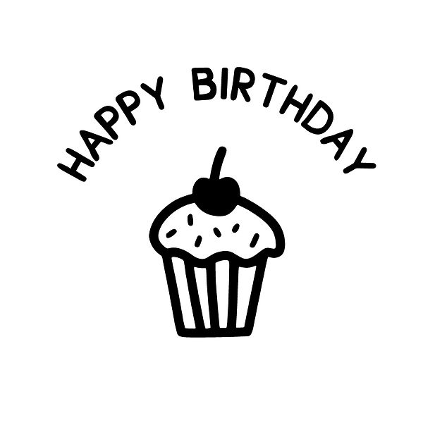 Happy birthday  Png   Free download Printable Cool Quotes T- Shirt Design in Png