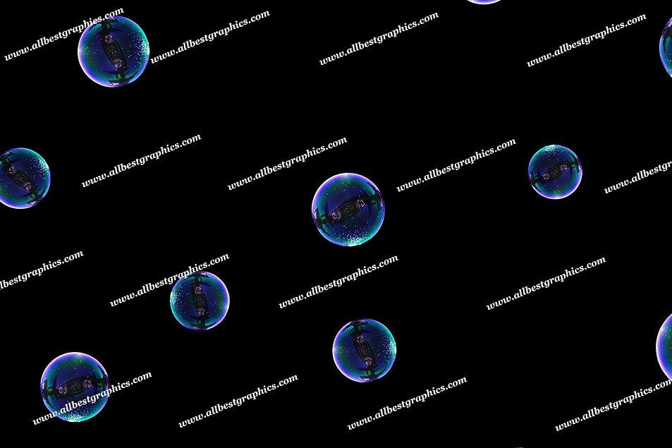 Awesome Realistic Bubble Overlays | Stunning Photoshop Overlays on Black