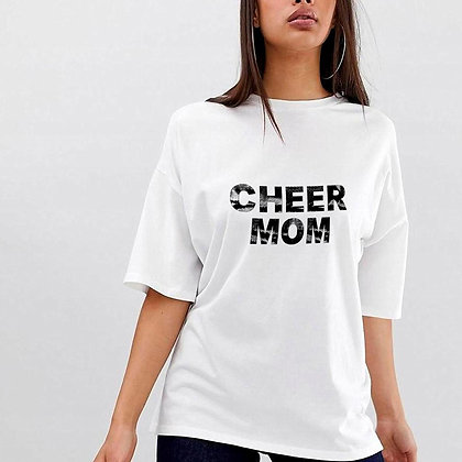 Cheer Mom | Cool Mom Quotes & Signs Cut files in Eps Dxf Svg