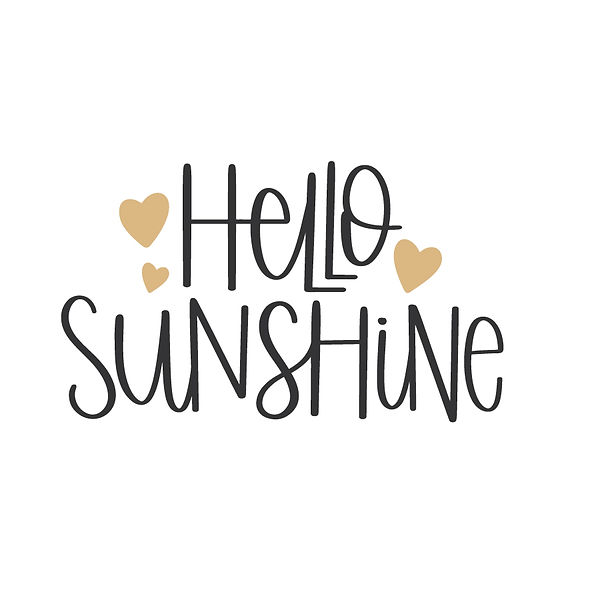 Hello_sunshine Png | Free download Printable Funny Quotes T- Shirt Design in Png