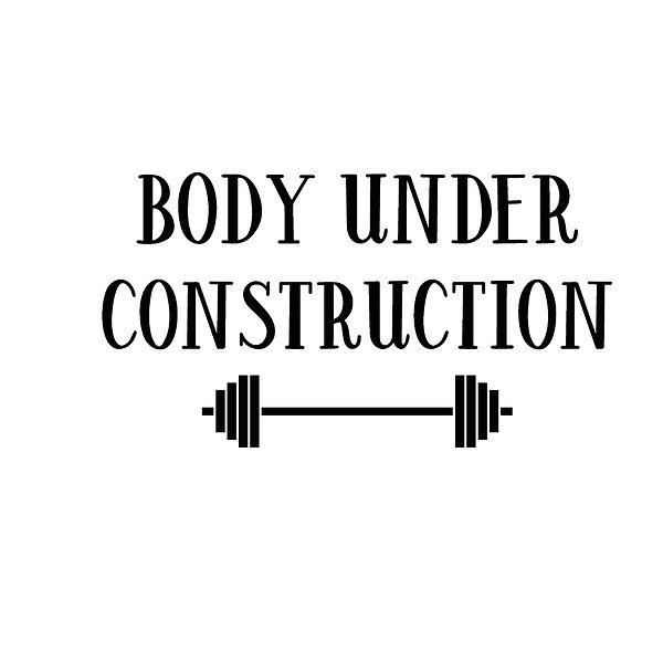 Body under construction | Free Printable Sarcastic Quotes T- Shirt Design in Png
