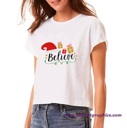Believe | Cool Quotes & Signs for Cricut and Silhouette Cameo