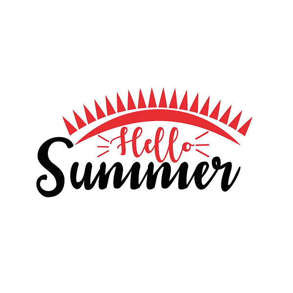 Hello summer  Png   Free download Iron on Transfer Sassy Quotes T- Shirt Design in Png