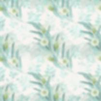 Luxury watercolor digital paper with peonies | Seamless Digital Paper