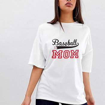 Baseball Mom |  Funny Mom Quotes & Signs for Cricut and Silhouette Cameo