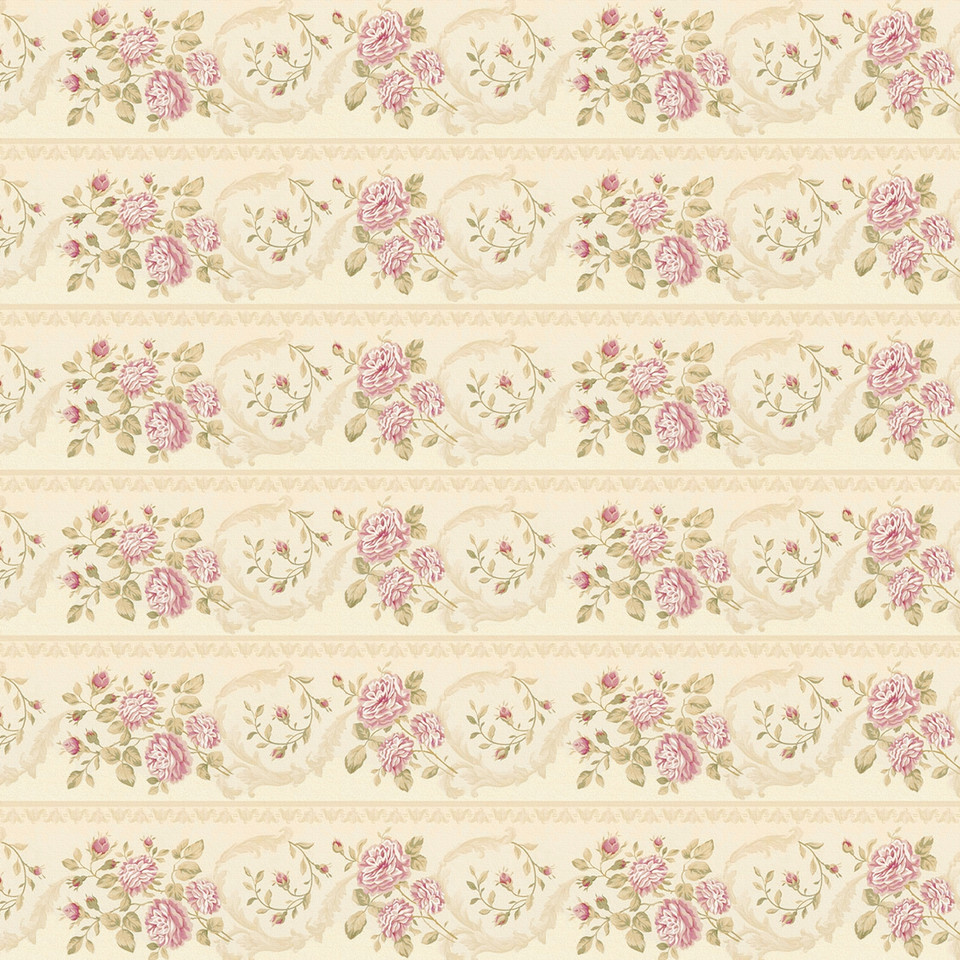 Luxurious peonies digital paper with seamless design | Craft Supplies & Papers